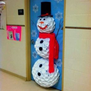 snow-man-door-decor